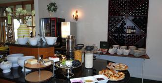 安斯佳米林酒店 - 欧登塞 - 自助餐