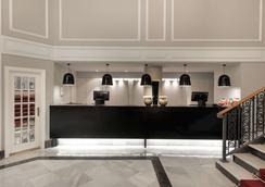 萨拉戈萨格兰德nh酒店 - 萨拉戈萨 - 柜台