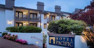 太平洋酒店 - 蒙特雷 - 建筑