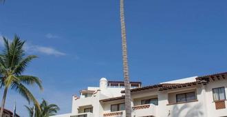 佩里卡诺斯广场格兰德海滩度假酒店 - 巴亚尔塔港 - 建筑