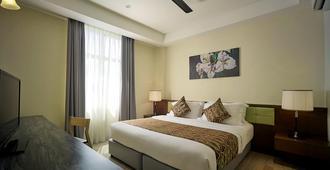 大洋湾度假村-酒店及服务式公寓 - 兰卡威 - 睡房