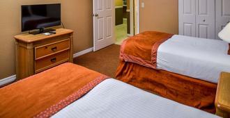 公园道国际钻石庆祝场所度假酒店 - 基西米 - 睡房