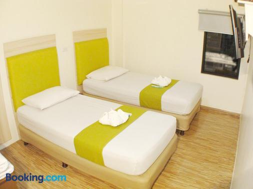 赛勒姆dg经济型酒店 - 帕塞 - 睡房