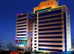 柳州南天大酒店 - 柳州 - 建筑