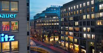 柏林玛丽蒂姆普罗艾特酒店 - 柏林 - 建筑