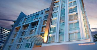曼谷阿玛瑞公寓酒店 - 曼谷 - 建筑