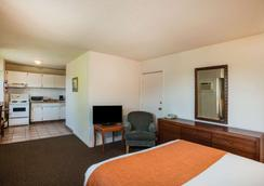 维多利亚豪生酒店 - 维多利亚 - 睡房