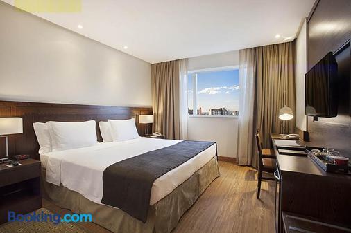 温莎巴西利亚酒店 - 巴西利亚 - 睡房