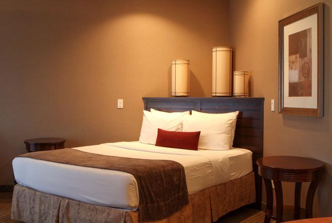 西佳plus海湾酒店 - 奥克兰 - 睡房