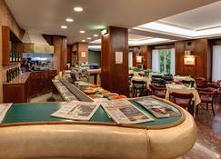 埃尔南科尔特斯酒店 - 希洪 - 餐馆