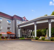 纽波特纽斯贝斯特韦斯特酒店