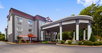 纽波特纽斯贝斯特韦斯特酒店 - 纽波特纽斯