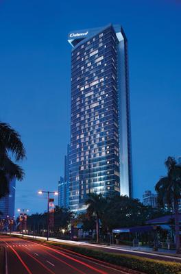 雅加达Cozmo奥卓豪景酒店公寓 - 南雅加达 - 建筑