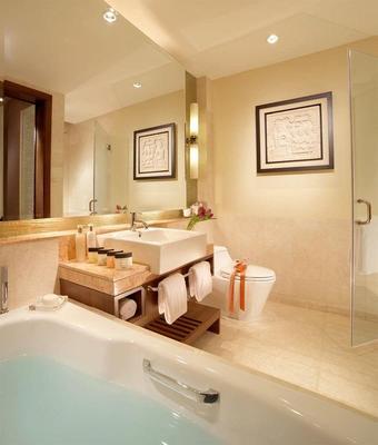 雅加达Cozmo奥卓豪景酒店公寓 - 南雅加达 - 浴室