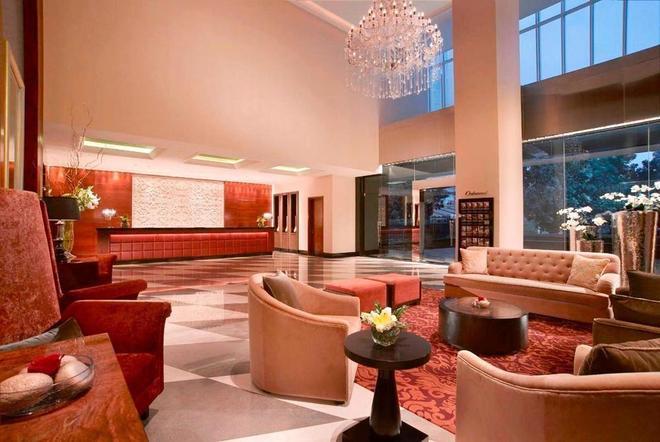 雅加达Cozmo奥卓豪景酒店公寓 - 南雅加达 - 大厅