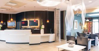 里昂火车站美居酒店 - 里昂 - 柜台