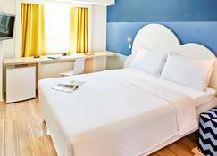 宜必思尚品圣保罗安海比酒店 - 圣保罗 - 睡房