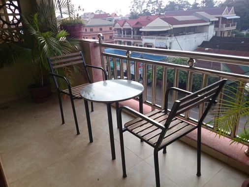 暹粒绿色家园旅馆 - 暹粒 - 阳台