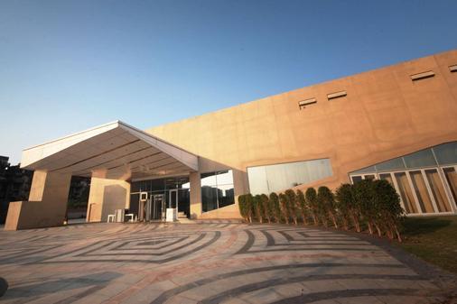 泰姬陵维瓦塔-瓦卡新德里酒店 - 新德里 - 建筑
