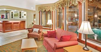印第安纳波利斯贝蒙特套房酒店 - 印第安纳波利斯 - 大厅
