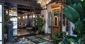 巴塞罗那卡萨格拉西奥旅馆 - 巴塞罗那 - 大厅