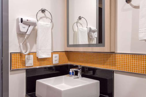 温德姆 Tryp 圣保罗瓜鲁柳斯机场酒店 - 瓜鲁柳斯 - 浴室
