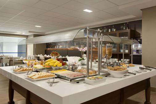 温德姆 Tryp 圣保罗瓜鲁柳斯机场酒店 - 瓜鲁柳斯 - 自助餐