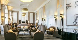 皇宫酒店 - 阿讷西 - 休息厅