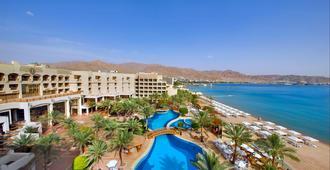 亚喀巴洲际酒店 - 亚喀巴 - 游泳池