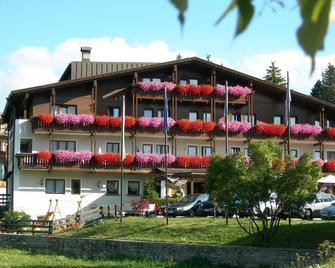 康多尔酒店 - San Vigilio di Marebbe - 建筑