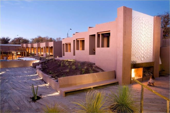 Noi卡萨阿塔卡马酒店 - 圣佩德罗-德阿塔卡马 - 建筑