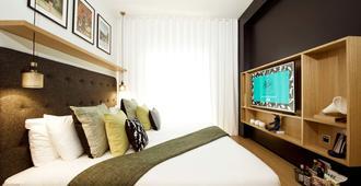 柯芬园怀尔德公寓酒店 - 住宿城市酒店 - 伦敦 - 睡房