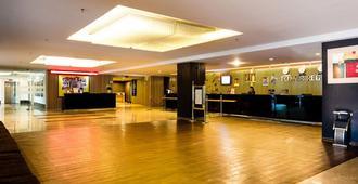 大厦丽晶酒店及酒店式公寓 - 怡保 - 大厅