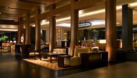 海得拉巴加池波利凯悦酒店 - 海得拉巴 - 大厅