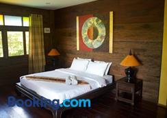 博安钗山度假酒店 - 清迈 - 睡房
