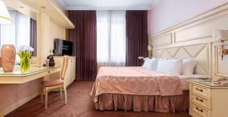 莫斯科米兰酒店 - 莫斯科 - 睡房