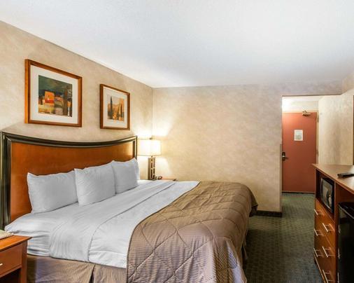 格里利克拉丽奥酒店和会议中心 - 格里利 - 睡房
