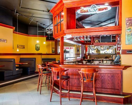 格里利克拉丽奥酒店和会议中心 - 格里利 - 酒吧
