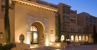 阿罕布拉海水浴酒店 - 哈马迈特 - 建筑