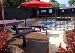珀斯穆瑞街酒店 - 珀斯 - 游泳池