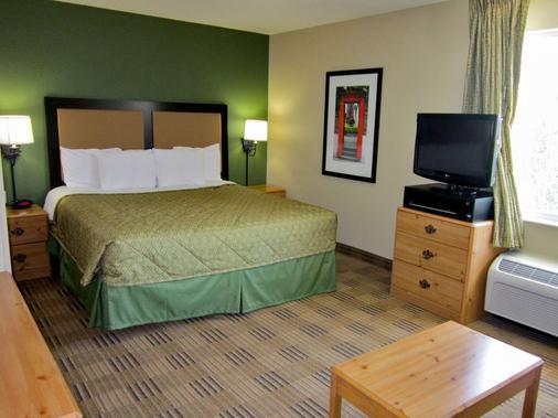 奥兰多布纳维斯塔湖美洲长住酒店 - 奥兰多 - 睡房