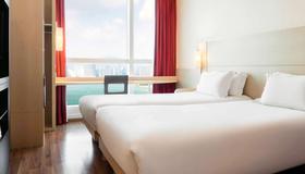 宜必思香港中上环酒店 - 香港 - 睡房