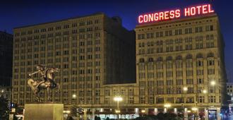 芝加哥议会广场酒店 - 芝加哥 - 建筑