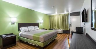 西孟菲斯AR-6号汽车旅馆 - 西孟斐斯 - 睡房