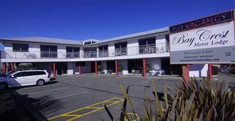 贝伊克里斯特汽车旅馆 - 纳尔逊 - 建筑