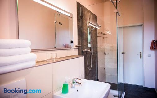 盖斯特豪斯塔德特梅斯酒店 - 德累斯顿 - 浴室