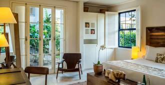 美憬阁圣特雷莎酒店 - 里约热内卢 - 睡房