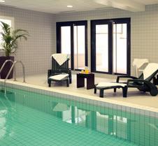 内美阿南锡公寓酒店