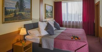 布拉格顶级酒店 - 布拉格 - 睡房