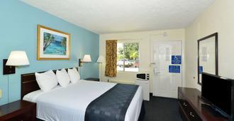 布雷登顿萨拉索塔美洲最佳价值酒店 - 布雷登顿 - 睡房
